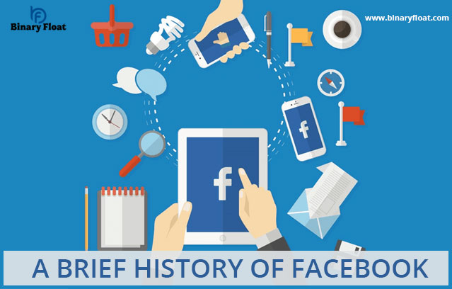 History of facebook || Facts & Features - Binaryfloat