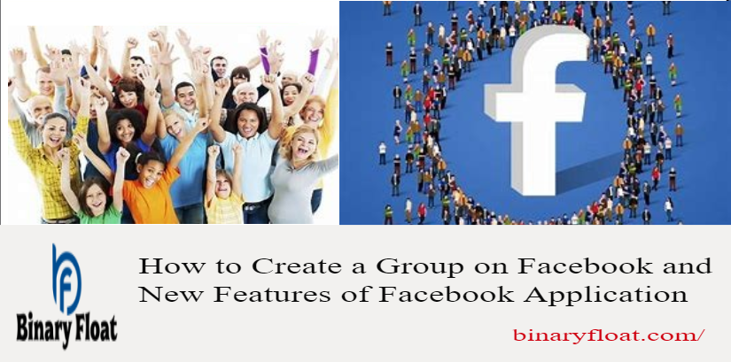Create group Facebook